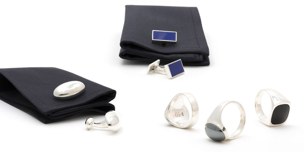 georg jensen mens classic colletion