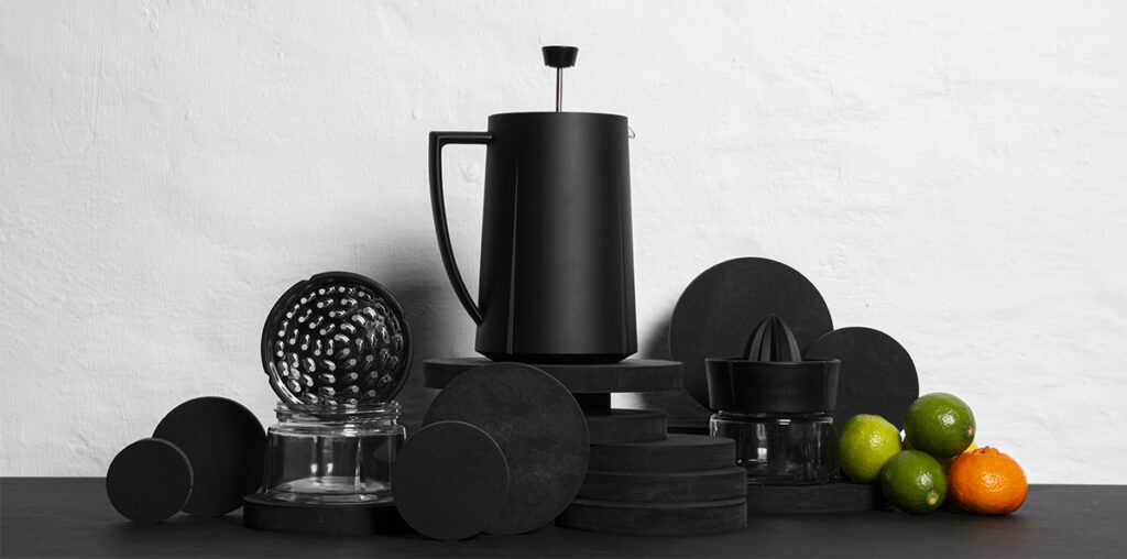 French press coffee maker to the Grand Cru collection for Rosendahl Design Group